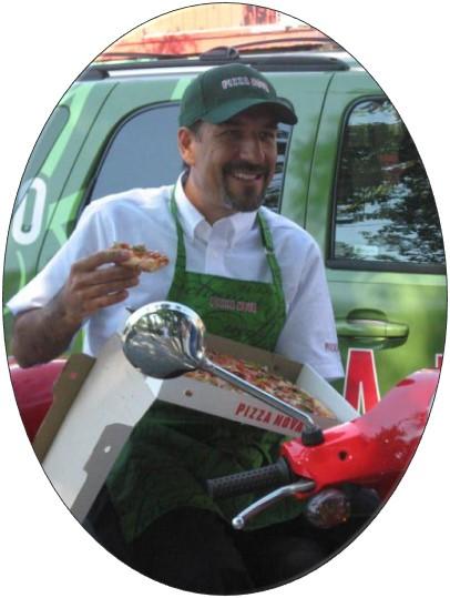 Dominic Primucci Pizza Nova